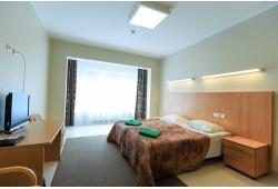 Poilsis mini liukso kambaryje dviems 4* viešbutyje Birštone