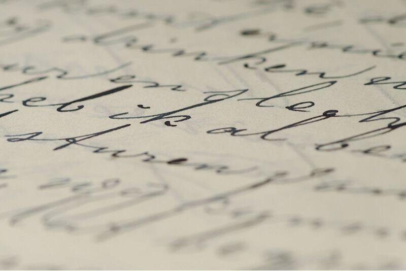 Курс каллиграфии в Таллине