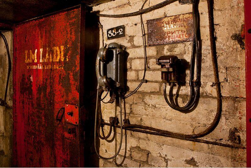 Посещение подземного музея для одной персоны в Кохта-Нымме