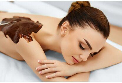 Роскошный шоколадный массаж в Таллинне