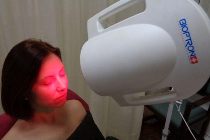 Омолаживающая и очищающая фото процедура для кожи в Таллинне