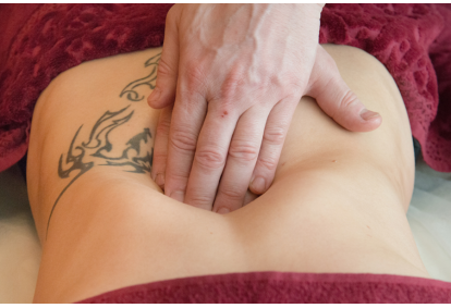 Терапевтический массаж кишечника Detox Chi в Таллинне