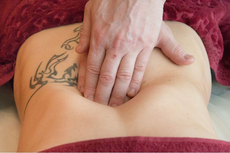 Терапевтический Detox Chi массаж живота в Таллинне
