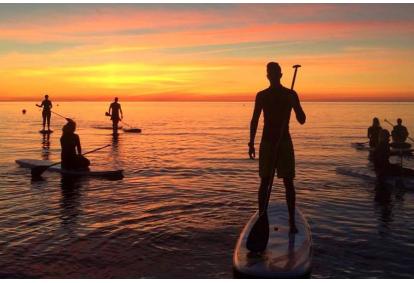 Занятия в Supfit в Fanurf Surfschool Tallinn