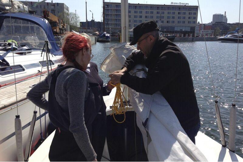 Парусный курс с Sailing.ee в Таллинне