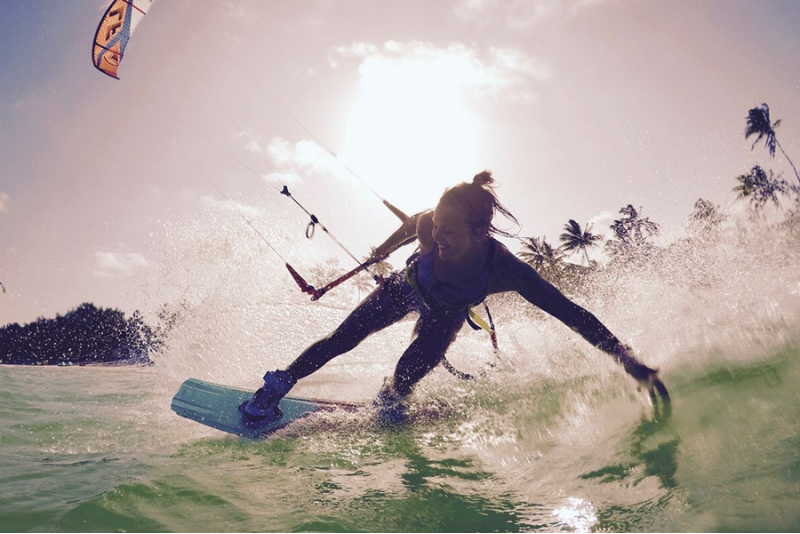 """Курс для начинающих от """"Snurftown surfschool"""" в Таллине"""