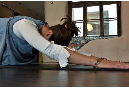 Klassikalise jooga ja hingamise sissejuhatav kursus Tallinnas