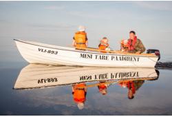 Romantiline kruiis Peipsi järvel või Emajõe vetes lõbusõidulaevaga Diora