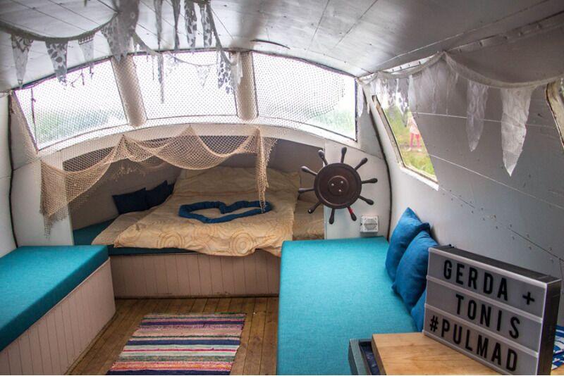 Романтическая ночевка на MesiSpa катере-сауне по Пейпси озере