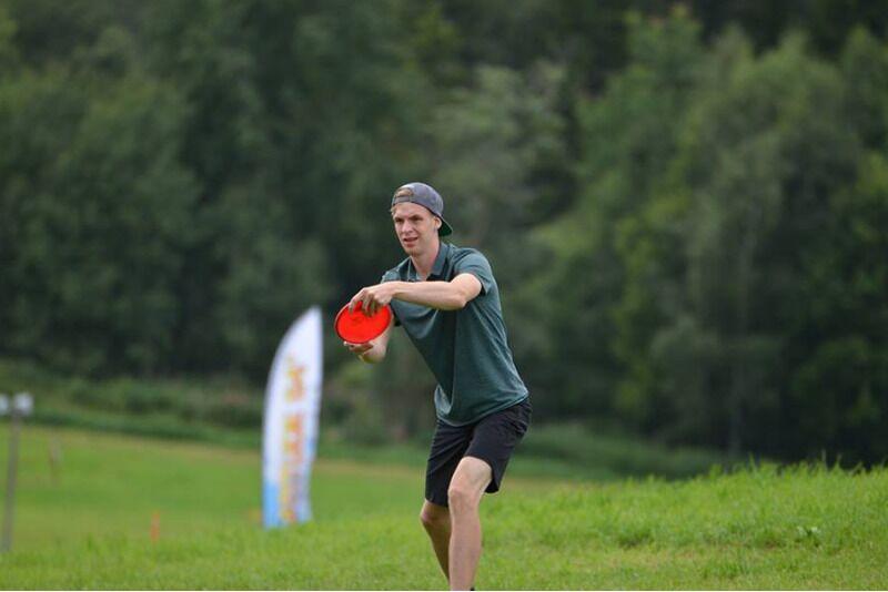 Захватывающая DiscGolf игра с соревнованием для группы в Таллинне