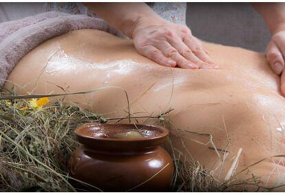 Энергичный медовый массаж Таллинн