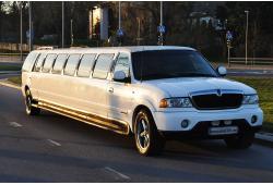 Lincoln Navigator limusiini rent tervitusjookidega Tallinn