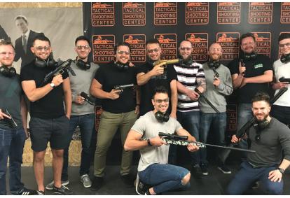 Запустить пакет «Огонь» в Тактическом стрелковом центре в Таллинне
