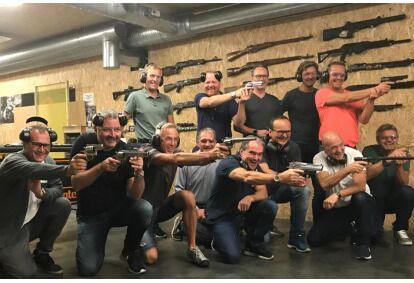 Запустите пакет «Golden History» в Тактическом центре стрельбы в Таллинне