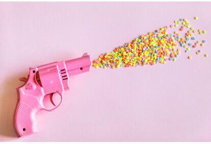 Запустите пакет «Hello Kitty» в Тактическом центре стрельбы в Таллинне