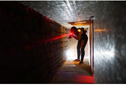 2 põnevat Megazone lasermängu Escape Room Factory-s Tallinn