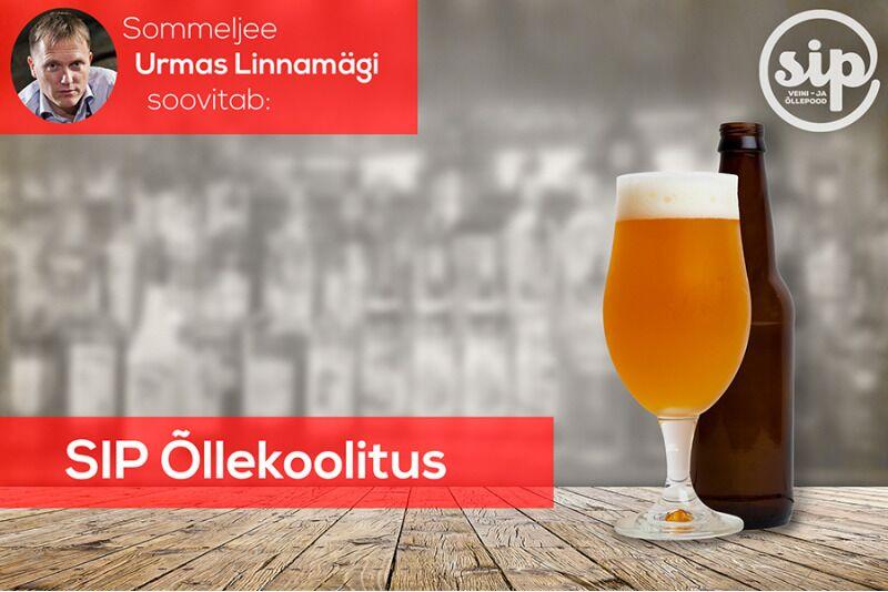 """Дегустация пива в """"SIP Wine & Beer Shop"""""""