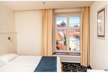 Meriton Old Town Garden отель в городе Таллинн