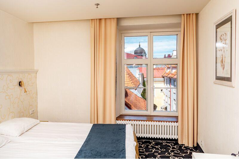 Романтическая программа в Meriton Old Town Garden Hotel  в Таллине