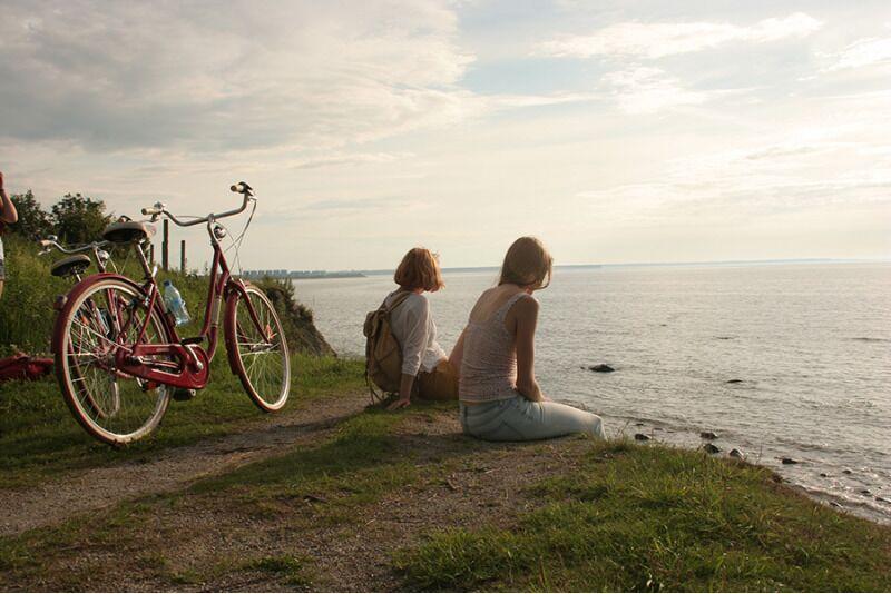 Giidiga jalgrattamatk Paljassaarele