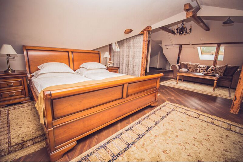 Романтическая программа отдыха в «Villa Margaretha» в Тарту