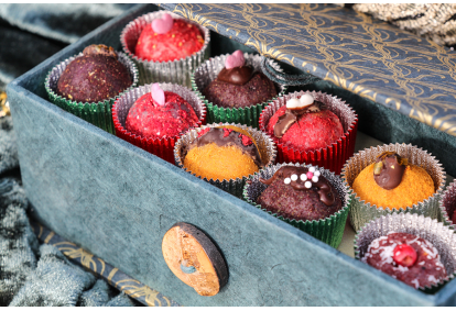 Мастер-класс по изготовлению сладостей для детей