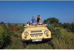 Retrosafari seiklus Saaremaal