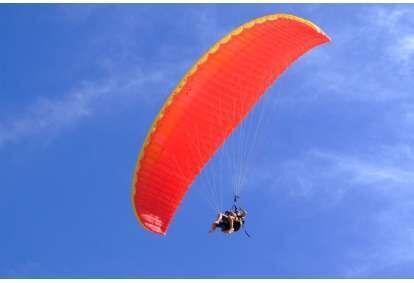 Полет на параплане «Возьми под контроль крыло» в выбранном месте
