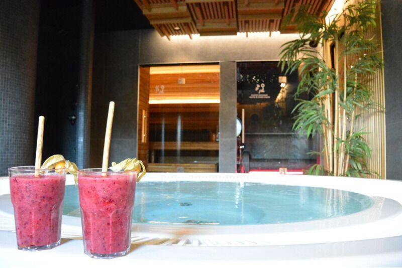 СПА отдых с ночевкой и ужином в «Pesa Hotel»