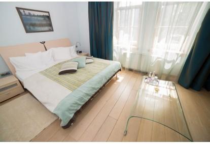 Relaksējoša nakšņošana pusluksa numurā viesnīcā LIBAVA Liepājā