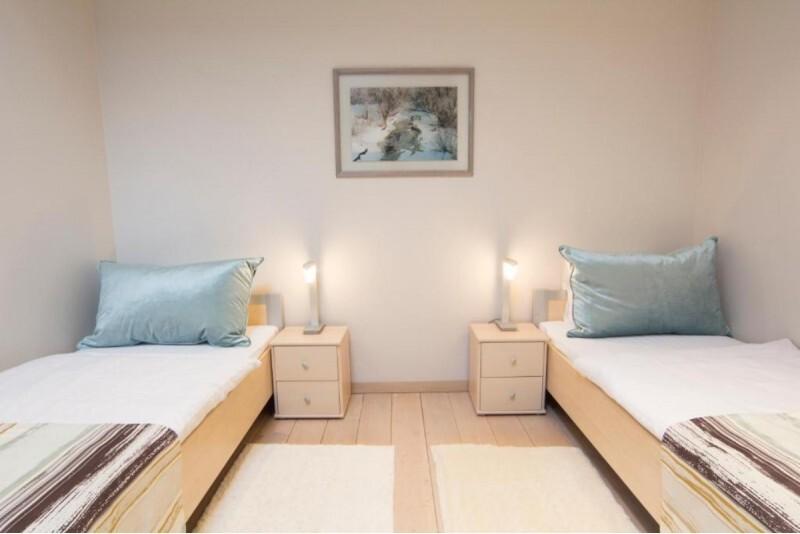 """2 öine puhkus standard toas õhtusöögi ja saunaga Hotellis """"LIBAVA"""""""