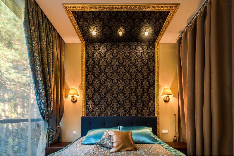 "Romantiline õhtu SPA-ga VIP toas hotellis ""Baltazaras"" Vilniuses"