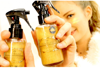 Роскошная обработка кожи 24-часового цвета Turbliss в салоне Siluett Beauty