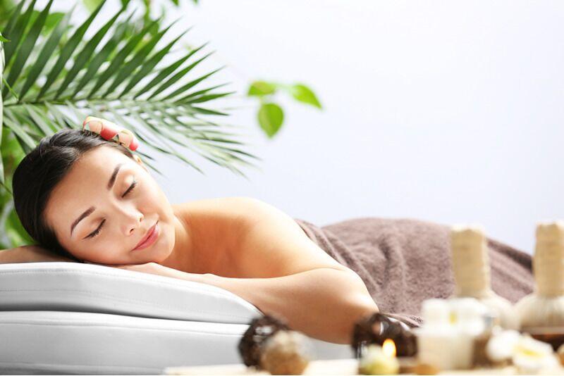"""Рефлексотерапия в """"Bali Wellness Spa"""" в Таллине"""