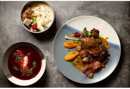 Ужин из 3 блюд в GC Gastrobar Tallinn
