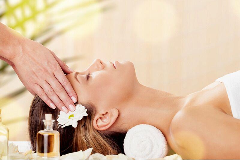 Солнечный сказочный ароматический массаж для одного