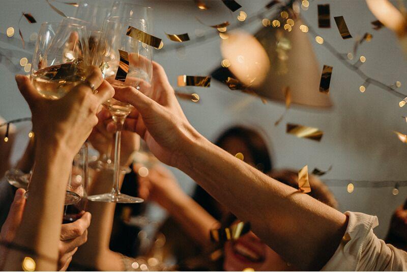 Празднование Дня Рождения в ресторане Таллинской телебашни для 6 персон