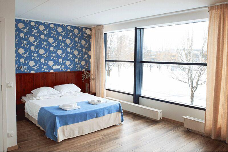 """Семейный отдых с массажем в номере Делюкс в отеле """"Tammsaare """" в Пярну"""