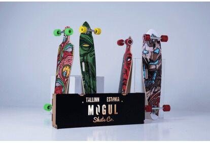 Создай свой собственный лонгборд - подарочная карта Mogul.ee