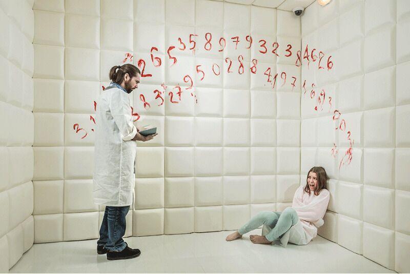 Квест-игра в кабинете психиатрической больницы в Таллине