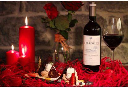 Romantiline õhtusöök kahele restoranis 7ÜRTI Tallinn