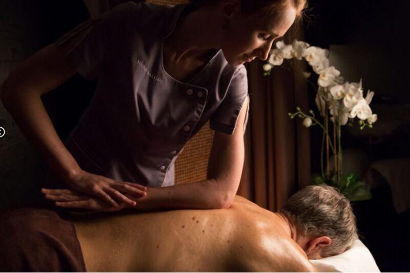 Расслабляющий классический массаж в Таллине