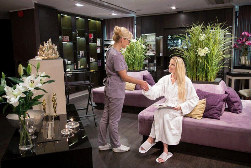 Image Skincare - глубокая увлажняющая процедура с роллерами из розового кварца в Таллине