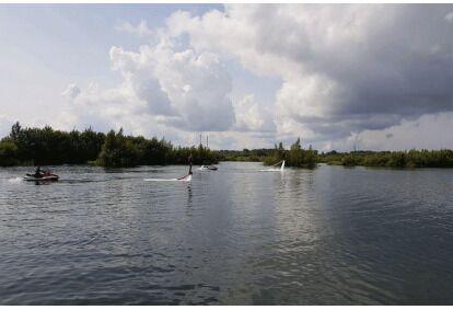 Hoverboard - ekstreemne lend vee kohal Tallinnas või Narvas