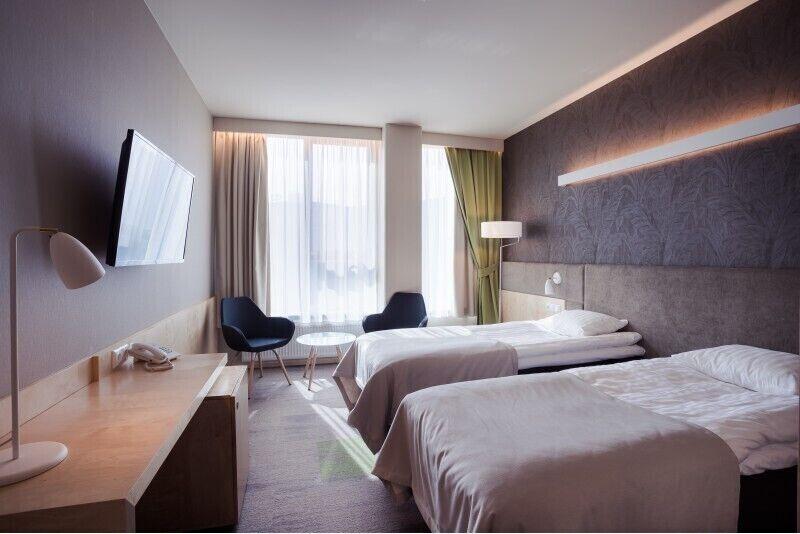 Puhkus kahele Hotell Tartu-s