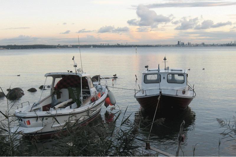Kogupere puhkusereis Harjumaa saartele