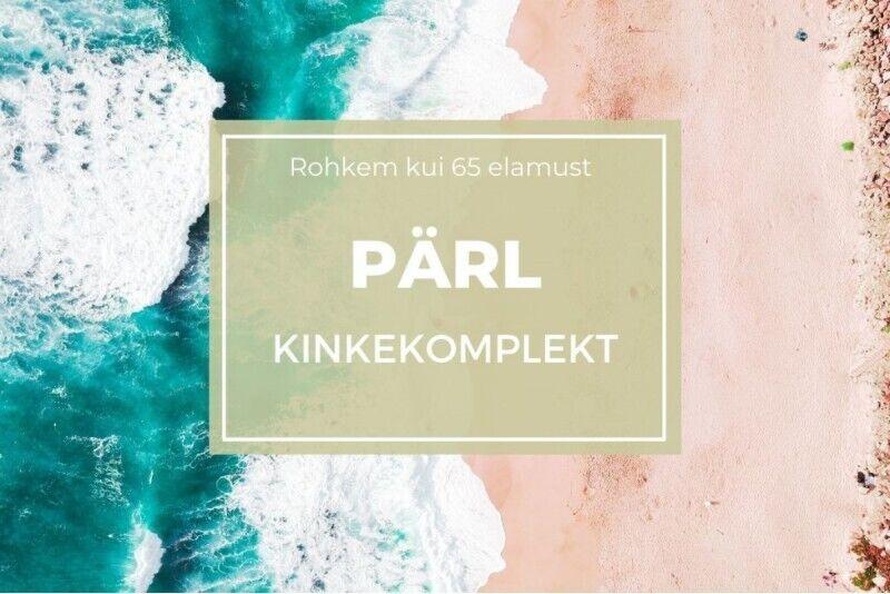 Kinkekomplekti valik Pärl