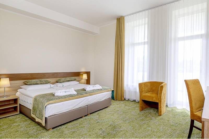 """3 ööd kahele koos wellness protseduuridega hotellis """"Eglė Sanatorium"""" Druskininkais"""