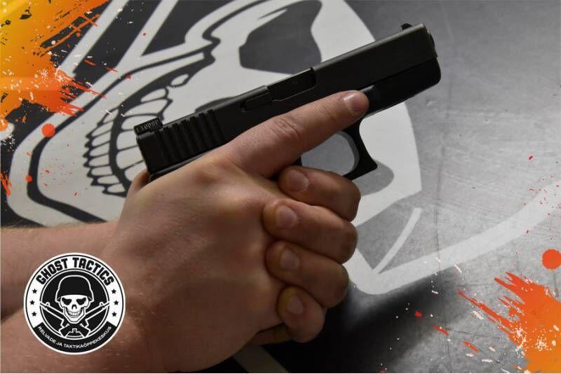 """Подготовка для получения разрешения на оружие  с дистанционным обучением в """"Tondi Lasketiirus"""""""