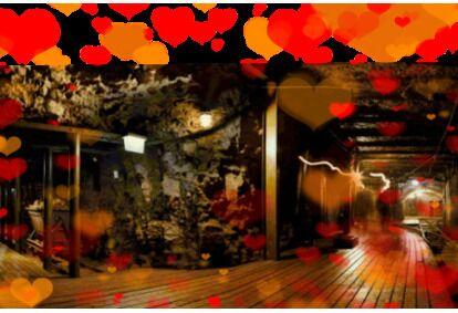 Подземное романтическое свидание для двоих в Кохтла-Нымме